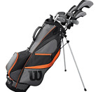 WILSON X31 PACKAGE KIT COMPLETE SET GOLF CLUBS (STAND BAG) CHOICE OF SHAFTS