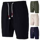 Fashion Mens Casual Short Pants Trousers Military Army Cargo Shorts pockets
