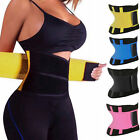 Sexy Women Neoprene Body Shaper Slimming Waist Trainer Cincher Corset Slim Belt