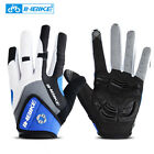 INBIKE Gel Pad Full Finger Bike Bicycle Cycling Gloves Summer Motorcycle Gloves