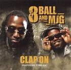 8BALL AND MJG - CLAP ON [SINGLE] [PA] NEW VINYL RECORD