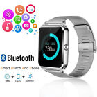 Latest Touch Screen Unlocked Bluetooth Smart Watch for Samsung LG iPhone HTC ZTE