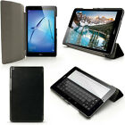 "PU Leather Smart Cover for Huawei MediaPad T3 8"" Stand Folio Case + Screen Prot"