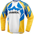 Icon Raiden Arakis Mens Jersey Turk/Yellow/Blue/White