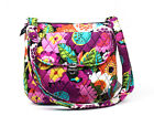 New Women's Saddle Hipster Bag in Va Va Bloom Clementine, Tutti Frutti, Citron