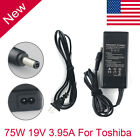 AC Adapter Charger fr Toshiba satellite C655 C855D L505 A205 PA3714U-1ACA Laptop