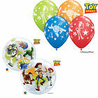 DISNEY Pixar TOY STORY Qualatex Latex & Bubble Balloons (Kids Birthday/Party)