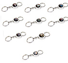 NFL Teams 3 inch Quick Release Key Chain Keychain