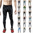 Men's Sports Apparel Skin Tights Compression Base Under Layer Workout Pant Lot
