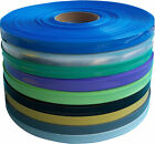 Width 17MM Φ10.8MM( AAA Battery) PVC Heat Shrink Tubing Color Selectable 4M
