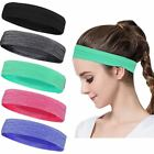 Sport Headband for Women Girls Yoga headbands New Run Train Riding antiskid band