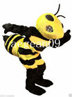Top Selling Cute bumblebee Hornet Mascot Costume festival party high quality