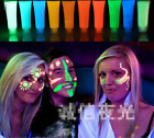 HALLOWEEN BAR HAND PAINT FLUORESCENT COLOR PRINT LUMINOUS PIGMENT BODY PAINTING