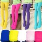 7 Candy Colors Sweet Girl Kid Colorful Stockings Leggings Dancing Stockings @