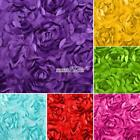 Fashion Newborn Baby 3D Photography Photo Props Rose Flower Backdrop S0BZ 01