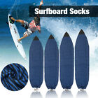 6'' 6.3'' 6.6'' 7'' Surfboard Socks Cover Surf Board Protective Bag Storage Case