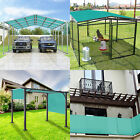 7' FT Waterproof Straight Side Hemmed Sun Shade Sail Canopy Awning Patio Cover