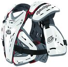 NEW TROY LEE DESIGNS BODYGUARD 5955 MOTOCROSS MX CHEST PROTECTOR WHITE ALL SIZES