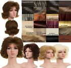 LADIES HIGH QUALITY SYNTHETIC SHORT LAYERED AFFORDABLE FULL WIG VOLUME LUXURY