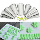 Leaf Nozzle Pastry Tips Fondant Cake Cupcake Decorating Sugarcraft Baking Tools