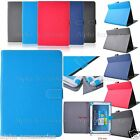 """Universal Flip Jean Folio Stand Case Adjustable Cover For All 9"""" to 10.1"""" Tablet"""