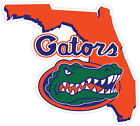 Florida Gators Logo Vinyl Sticker Decal **many Sizes** Cornhole Truck Car