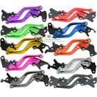 Clutch & Brake Levers For Triumph SPEED TRIPLE 1997-2003 Adjustable Motorcycle $19.69 USD on eBay