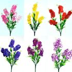 NEW Artificial Fake Silk Hyacinth Flower Plant Home Wedding Party Room Decor hot