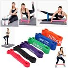 Latex Pull Up Assist Bands Loop For Yoga Resistance Body Stretching Powerlifting image