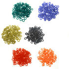 Reaction Tackle Wacky O-Rings (VARIOUS COLORS) fits most Senko worms 3