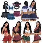 sissy in school uniform - Sissy Women's Halloween Party Anime Schoolgirl Uniform Cosplay Naughty Costumes