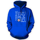 Try Before I am Old Hoodie -x12 Colours- Gift Present Generation Rock Gig