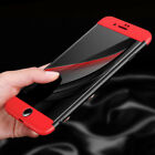 Shockproof Soft Protector Flip Luxury Hard Case Cover for Apple iPhone 7/7 Plus