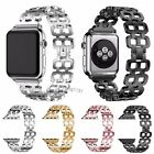 Stainless Steel Custom Link Bracelet Watch Band Strap for Apple Watch 38mm 42mm