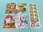 Panini Paw Patrol Sticker Serie Album Tüten Display komplett Set aussuchen