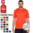 Team 365 Mens Dri Fit Performance Gym Workout UV Protection T Shirt M TT11
