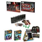 STAR WARS - Playing Cards Games & Collector Gift Box Tin Sets - Xmas Birthday