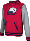 ProSphere Men's Dixie State University Letterman Pullover Hoodie (DSU)
