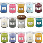 WoodWick Medium Jar Scented Candles All Fragrances & FREE POSTAGE