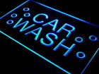 i387-b Car Wash Shop Display Body NEW Neon Light Sign