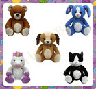 Soft Pet Pals For Toys, Home Decoration,Arts,Puppy,Unicorn,Teddy Bear,Cat Bunny
