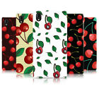 CHERRY PRINT COLLECTION HARD MOBILE PHONE CASE COVER FOR SONY XPERIA M4 AQUA £4.95 GBP on eBay