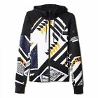 ADIDAS Originals Womens Daybreaker Olympic Hoodie Track Top Wind Jacket XS S M L