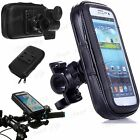 Mobile Bicycle Bike Handle Bar Holder Water Proof Rain Case Cover Fits LG Lenovo