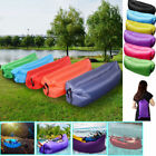 Portable Camping Air Bed Outdoor Lazy Inflatable Couch Air Sleeping Sofa Lounger