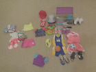American Girl Doll Lot of Sports Clothes and Equipment (40 items)