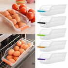 1PC Kitchen Refrigerator Space Saver Organizer Slide Shelf Rack Holder Storage