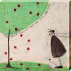 Sam Toft The Apple Doesn't Fall Far From The Tree Canvas Print 40x40cm
