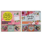 Make Your Own 2018 Family Photo Calendar Add Pictures Personalised Planner Gift