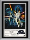 Star Wars Movie A1 To A4 Size Poster Prints $24.6 AUD